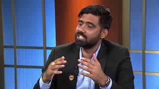 Yash Ranga on GCTV with Bill Miller